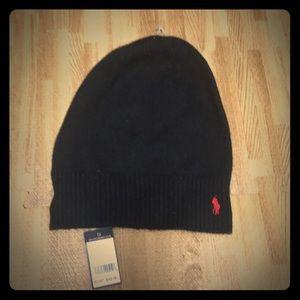 Ralph Lauren beanie hat